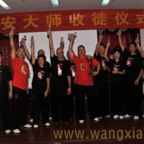 Photo groupe 2 Chine 2011
