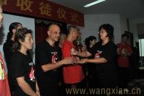Photo groupe Chine 2011