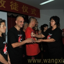 Photo groupe Chine 2011